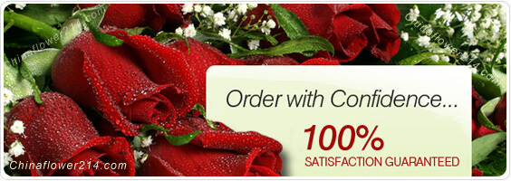 Send Birthday Flowers,Gifts,Cakes to China