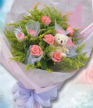 On like you-China Flower Delivery Shop