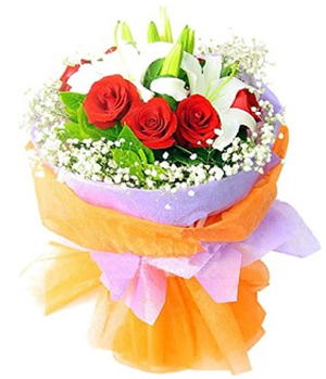 Because love-China Flowers Delivery