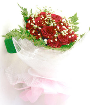 Only your heart-China Flowers Delivery