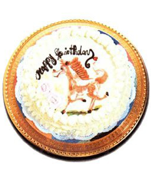Animals horse-China Cakes delivery