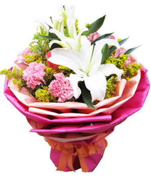 Warm Thanksgiving - Flowers to China