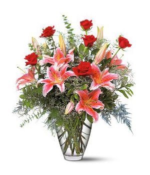 flowers delivery china -Full Love Season
