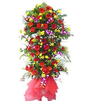 flowers basket for business