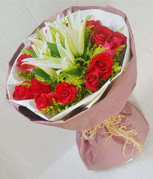 China Flower Delivery - Love Unlimited