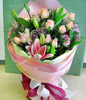 Flowers Delivery to China - Linger Love