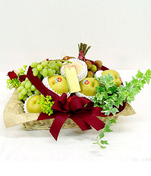 fresh fruits basket delivery China