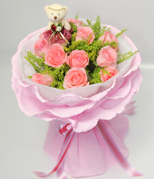 Send Flower In China - Best Love For You