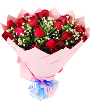 China Flower Delivery | Loyal Lover