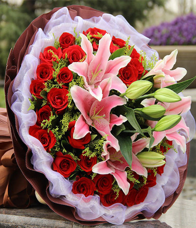 Chinese florist delivery in china