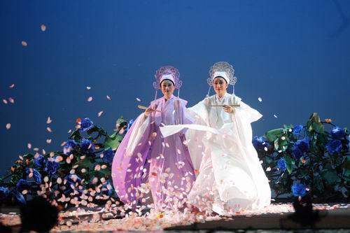 Chinese Romeo and Juliet