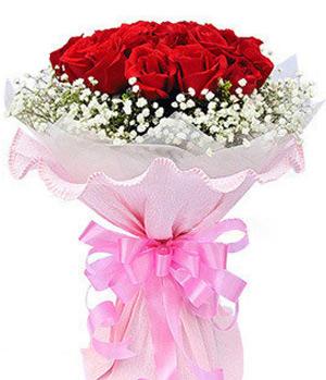 feeling love - 11 Red Roses