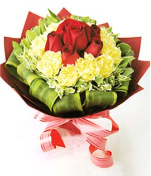 Warm-China Flowers Delivery