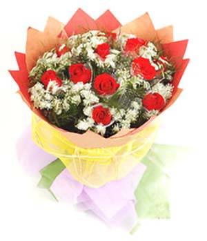 Valentine-China Flowers Delivery