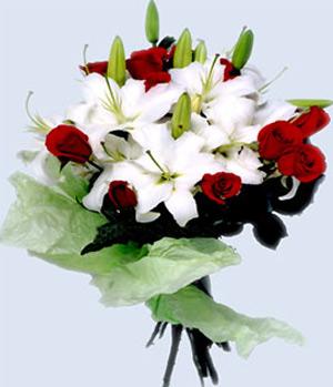 Eternal love flowers
