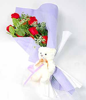 Happy go hand in hand -China Flowers Delivery