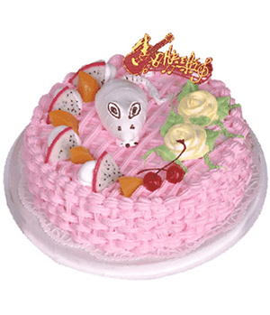 Birthday cake-Cakes to china