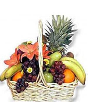 Fruit Basket to China