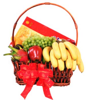 the season fruit basket