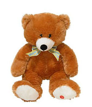 teddy Bears  to China