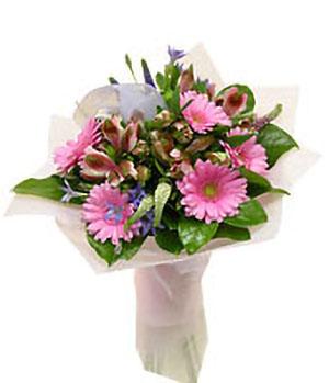 Sunny mood - flowers to China
