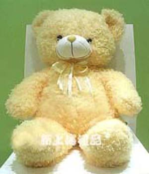 teddy Bears - to China