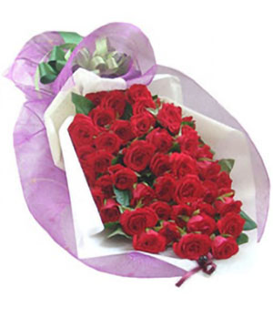 sending 36 Red Roses China
