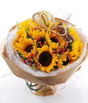 Sunflowers Wishes