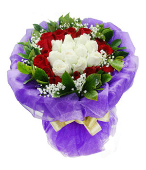 24 roses bouquet - send flowers China