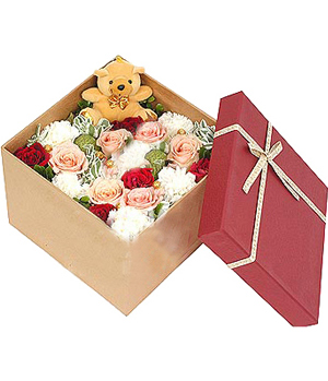China Flower Delivery - Love Each Other