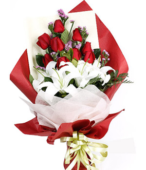 Special Gift: Send flowers as gift