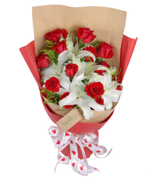 China Florist - Infatuation Eternal