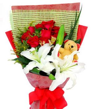 Flowers to China - Kawaii