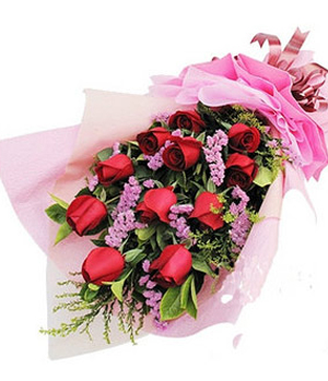 Send Flower To China - Love Like Flower Bloom