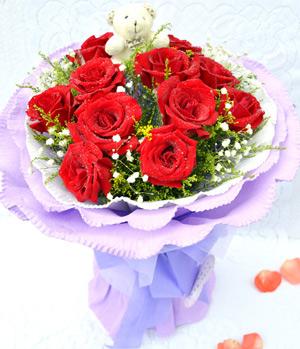 True - Flower to China