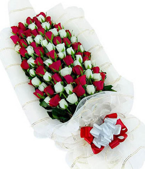 99 roses bouquet, Love Imprint