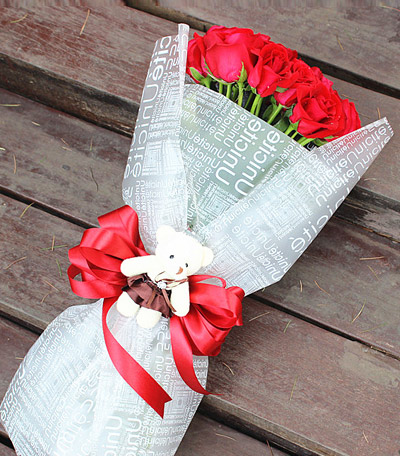 Send Flower In China