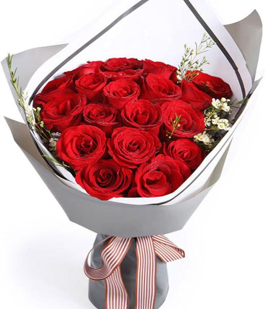 Love promise -19 roses